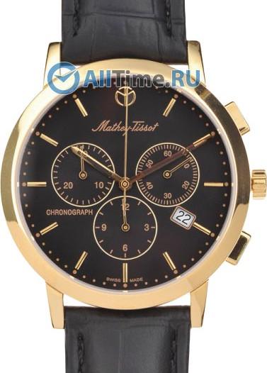 Мужские наручные швейцарские часы в коллекции Classic Mathey-Tissot