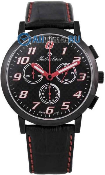 Мужские наручные швейцарские часы в коллекции Sport Classic Mathey-Tissot