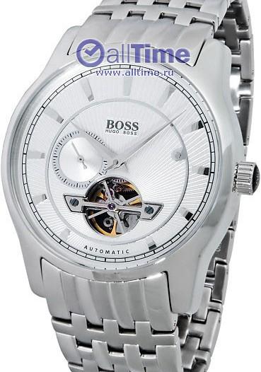 Мужские наручные fashion часы в коллекции Automatic Hugo Boss