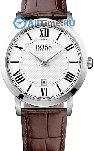 Мужские наручные fashion часы в коллекции Gentleman Hugo Boss