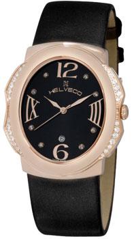 Швейцарские наручные  женские часы Helveco HC21140-28NRA. Коллекция Bale