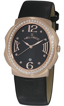 Швейцарские наручные  женские часы Helveco HC21140NRA. Коллекция Bale