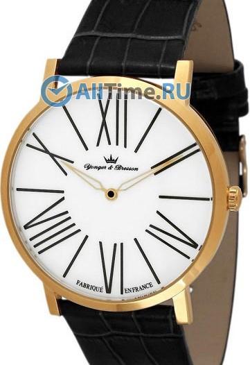 Мужские наручные часы в коллекции City Yonger&Bresson
