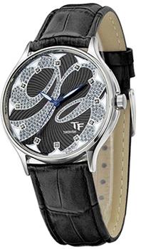 Наручные  женские часы Romanson HL5154SMW(BK). Коллекция Trofish