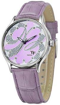 Наручные  женские часы Romanson HL5154SMW(PUR). Коллекция Trofish