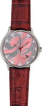 Наручные  женские часы Romanson HL5154SMW(RED). Коллекция Trofish