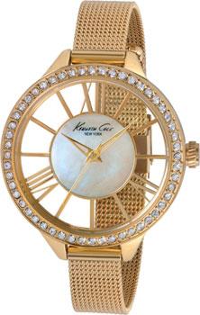 fashion наручные  женские часы Kenneth Cole IKC0008. Коллекция Transparency