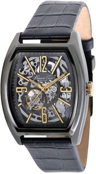 fashion наручные  мужские часы Kenneth Cole IKC1895. Коллекция Automatics