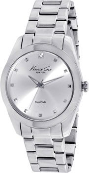 fashion наручные  женские часы Kenneth Cole IKC4947. Коллекция Rock Out-diamond