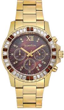 fashion наручные  женские часы Quantum IML420.140. Коллекция Impulse