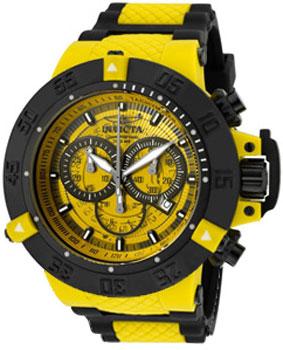 fashion наручные  мужские часы Invicta IN0934. Коллекция Subaqua