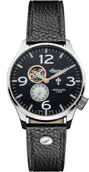 fashion наручные  мужские часы Ingersoll IN1003BK. Коллекция Automatic Gent