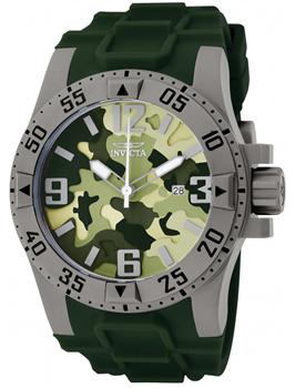 fashion наручные  мужские часы Invicta IN1094. Коллекция Excursion