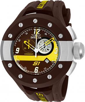 fashion наручные  мужские часы Invicta IN11128. Коллекция S1