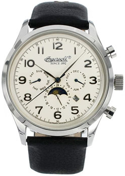 fashion наручные  мужские часы Ingersoll IN1205CH. Коллекция Automatic Gent