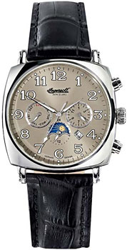 fashion наручные  мужские часы Ingersoll IN1211SL. Коллекция Automatic Gent