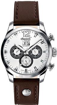 fashion наручные  мужские часы Ingersoll IN1215SL. Коллекция Automatic Gent
