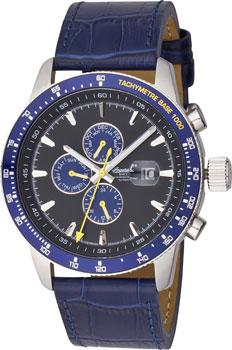fashion наручные  мужские часы Ingersoll IN1219BK. Коллекция Automatic Gent