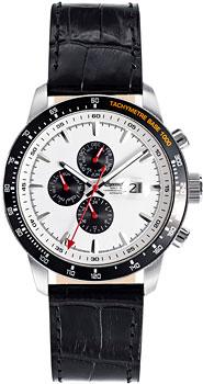 fashion наручные  мужские часы Ingersoll IN1219WH. Коллекция Automatic Gent