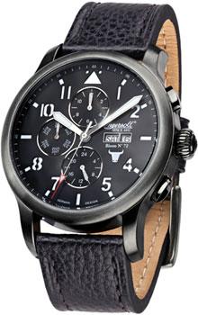 fashion наручные  мужские часы Ingersoll IN1221GUBK. Коллекция Bison