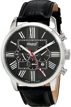 fashion наручные  мужские часы Ingersoll IN1409BK. Коллекция Painte