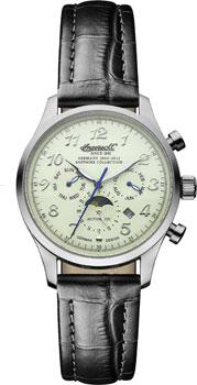 fashion наручные  мужские часы Ingersoll IN1410WH. Коллекция Santa Anna