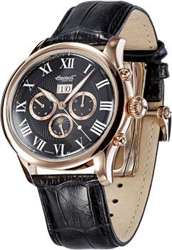 fashion наручные  мужские часы Ingersoll IN1411RBK. Коллекция Lenope
