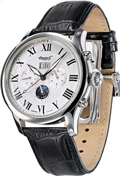 fashion наручные  мужские часы Ingersoll IN1411SL. Коллекция Lenope