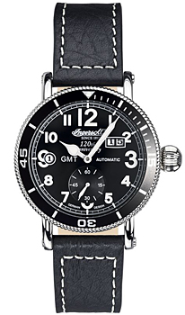 fashion наручные  мужские часы Ingersoll IN1501BKWH(120th). Коллекция 120th Anniversary