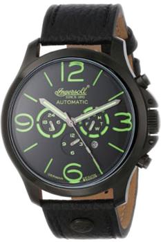 fashion наручные  мужские часы Ingersoll IN1503BKGR. Коллекция Bison