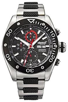 fashion наручные  мужские часы Ingersoll IN1611BKMB. Коллекция Automatic Gent