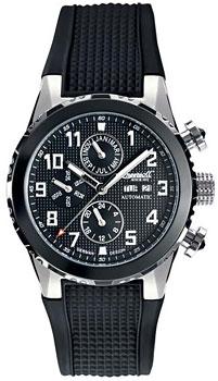 fashion наручные  мужские часы Ingersoll IN1628BK. Коллекция Automatic Gent