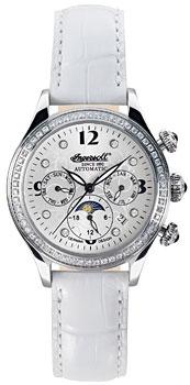 fashion наручные  женские часы Ingersoll IN2711SL. Коллекция Automatic Lady