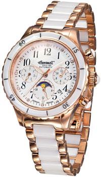 fashion наручные  женские часы Ingersoll IN2712RWHM. Коллекция Automatic Lady