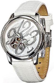 fashion наручные  женские часы Ingersoll IN4901WH. Коллекция Automatic Lady