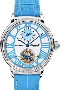 fashion наручные  женские часы Ingersoll IN5004BL. Коллекция Automatic Lady