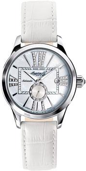 fashion наручные  женские часы Ingersoll IN5007WH. Коллекция Automatic Lady