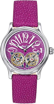 fashion наручные  женские часы Ingersoll IN7210PU. Коллекция Automatic Lady
