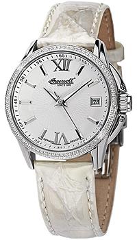 fashion наручные  женские часы Ingersoll IN8006WH. Коллекция Automatic Lady