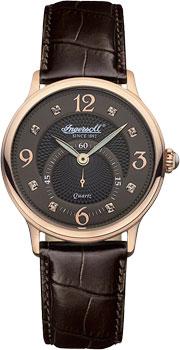 fashion наручные  женские часы Ingersoll INQ022BRRS. Коллекция Regent