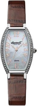 fashion наручные  женские часы Ingersoll INQ024WHBR. Коллекция Lansing