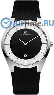 Мужские наручные fashion часы в коллекции Leather Danish Design