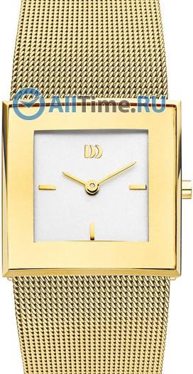 Женские наручные fashion часы в коллекции Bracelet Danish Design