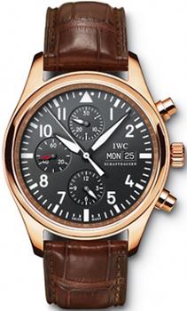 Швейцарские наручные  мужские часы IWC IW371713