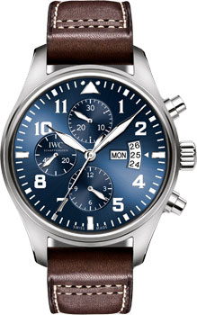 Швейцарские наручные  мужские часы IWC IW377706