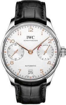 Швейцарские наручные  мужские часы IWC IW500704