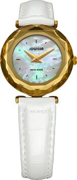 Швейцарские наручные  женские часы Jowissa J1.003.S. Коллекция Safira