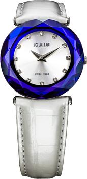 Швейцарские наручные  женские часы Jowissa J1.010.M. Коллекция Safira