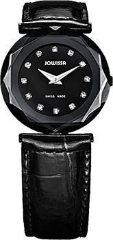 Швейцарские наручные  женские часы Jowissa J1.023.M. Коллекция Safira