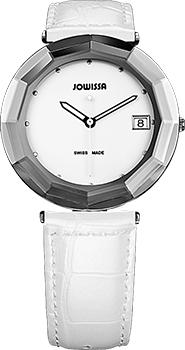Швейцарские наручные  женские часы Jowissa J1.040.XL. Коллекция Safira